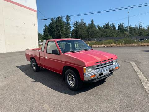 1990 Nissan Truck for sale in Lakewood, WA