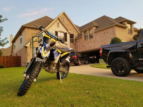 2013 Husqvarna FE 250 for sale in Fort Worth, TX
