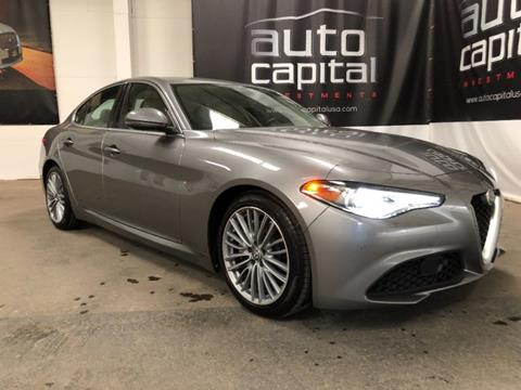 2017 Alfa Romeo Giulia for sale in Fort Worth, TX