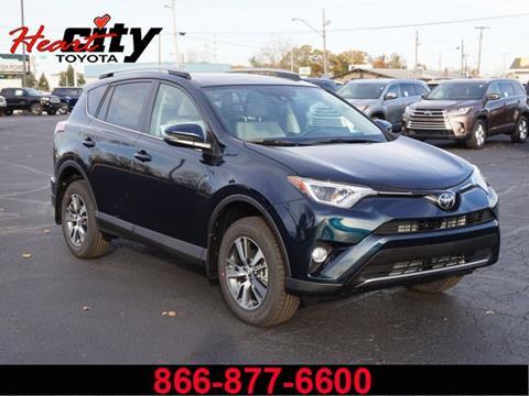 2018 Toyota RAV4 for sale in Elkhart, IN