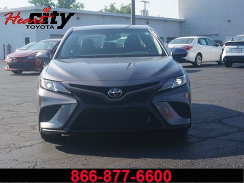 2018 Toyota Camry for sale in Elkhart, IN