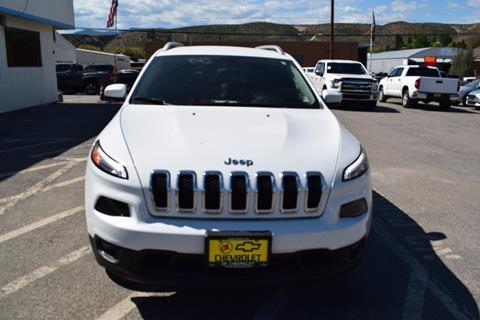 2016 Jeep Cherokee for sale in Tonasket, WA