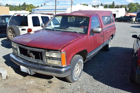 1990 GMC Sierra 1500 for sale in Tonasket, WA