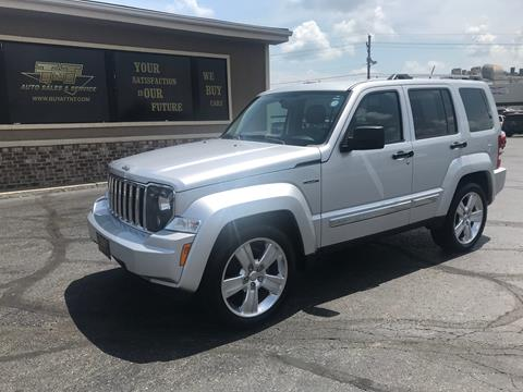 2012 Jeep Liberty for sale in Kokmo, IN