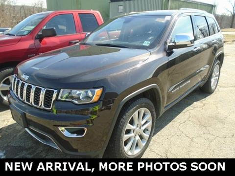 2017 Jeep Grand Cherokee for sale in Kokmo, IN