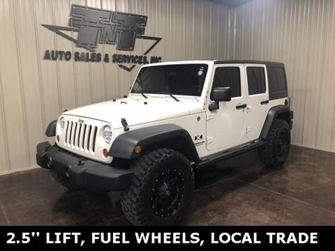 2009 Jeep Wrangler Unlimited for sale in Kokmo, IN