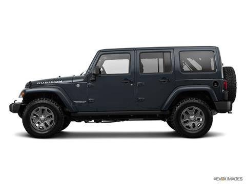 2017 Jeep Wrangler Unlimited for sale in Kokmo, IN