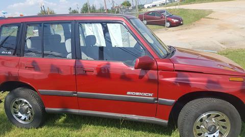 1994 Suzuki Sidekick JX