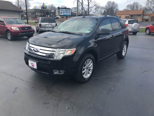 2007 Ford Edge For Sale >> 2007 Ford Edge Sel In Union Mo County Seat Motors West