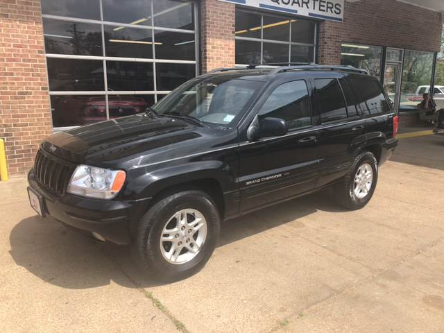 2000 Jeep Grand Cherokee For Sale At County Seat Motors West In Union MO