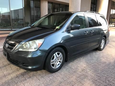 2006 Honda Odyssey for sale at DMV Automotive in Falls Church VA