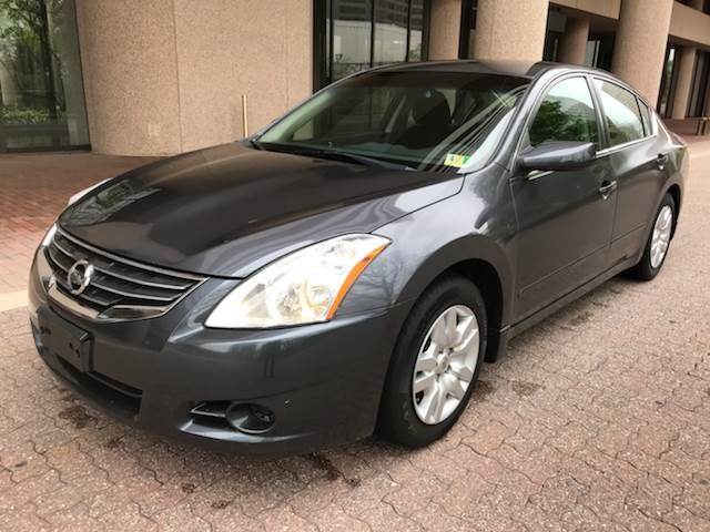 2010 Nissan Altima for sale at DMV Automotive in Falls Church VA