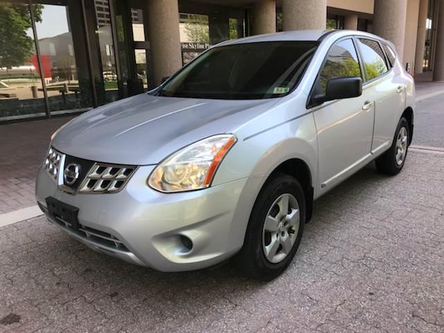 2013 Nissan Rogue for sale at DMV Automotive in Falls Church VA