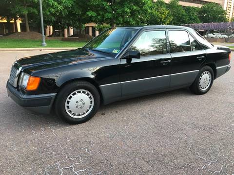 1991 Mercedes-Benz 300-Class for sale at DMV Automotive in Falls Church VA
