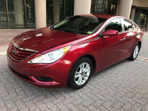 2012 Hyundai Sonata for sale at DMV Automotive in Falls Church VA