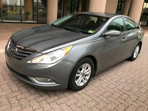 2013 Hyundai Sonata for sale at DMV Automotive in Falls Church VA