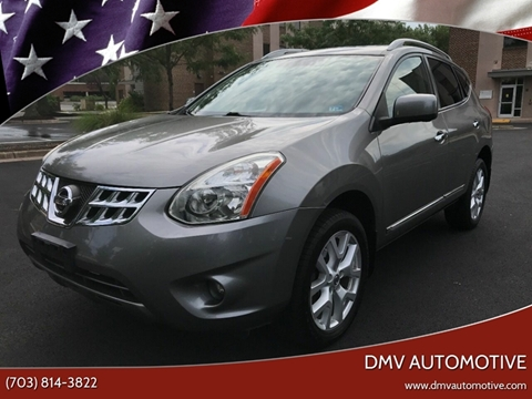 2013 Nissan Rogue for sale in Falls Church, VA