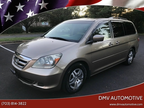 2006 Honda Odyssey for sale in Falls Church, VA
