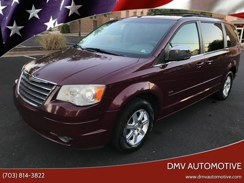 2008 Chrysler Town and Country for sale in Falls Church, VA