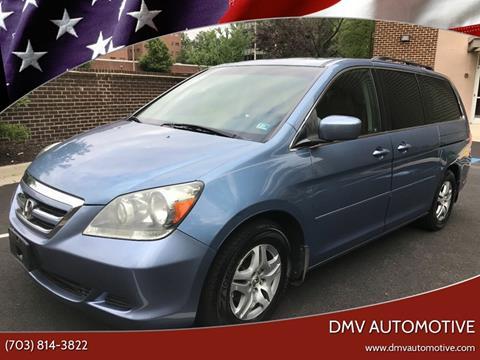 2006 Honda Odyssey for sale in Falls Church, VA