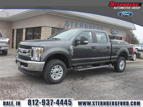 2018 Ford F-250 Super Duty for sale in Dale, IN