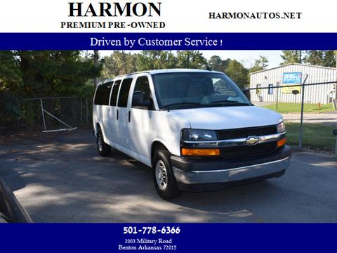 2017 Chevrolet Express Passenger for sale in Benton, AR