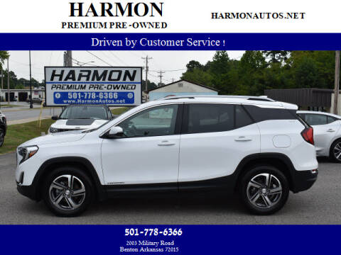 2020 GMC Terrain for sale at Harmon Premium Pre-Owned in Benton AR