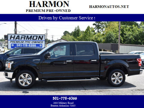 2019 Ford F-150 for sale at Harmon Premium Pre-Owned in Benton AR