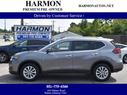 2019 Nissan Rogue for sale at Harmon Premium Pre-Owned in Benton AR
