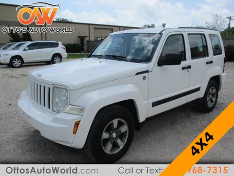 2008 Jeep Liberty for sale in Alvin, TX
