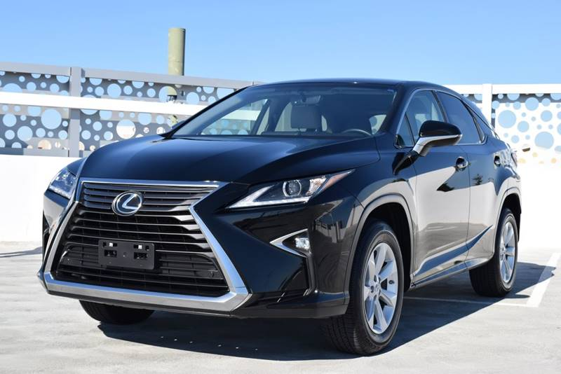 2016 Lexus RX 350 For Sale At Rovcanin Motors In San Jose CA