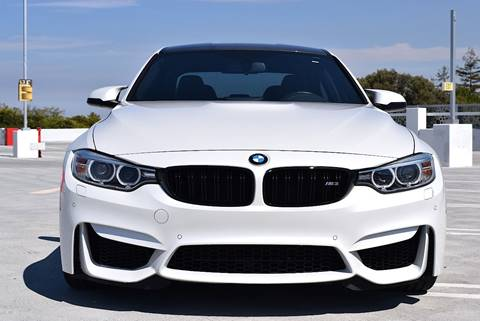 2015 BMW M3 for sale at Rovcanin Motors in San Jose CA