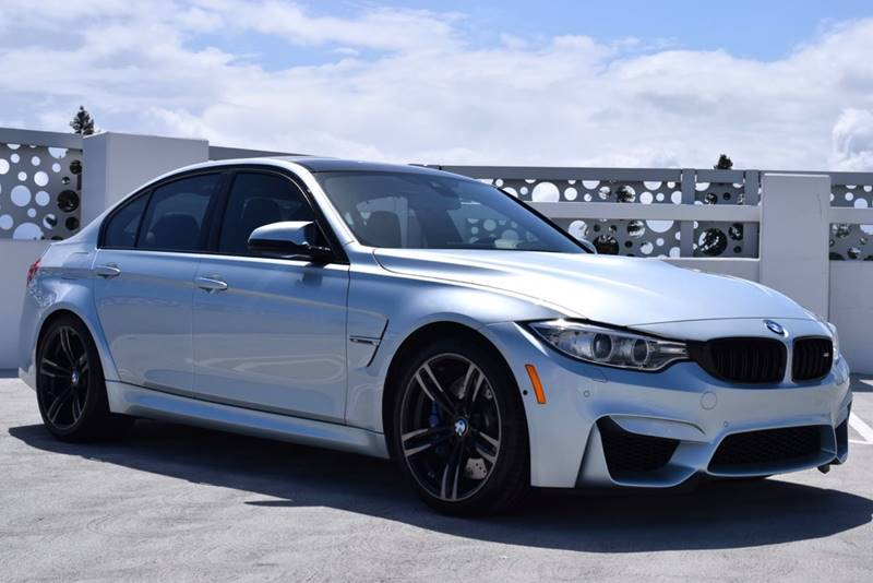 2016 BMW M3 for sale at Rovcanin Motors in San Jose CA