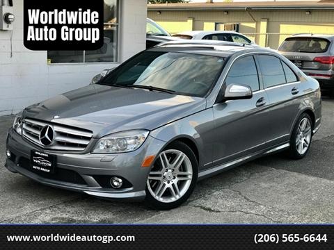 Mercedes Benz C Class For Sale In Auburn Wa Worldwide