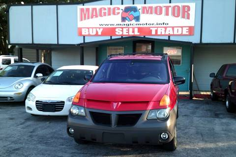 2001 Pontiac Aztek for sale in Bethany, OK
