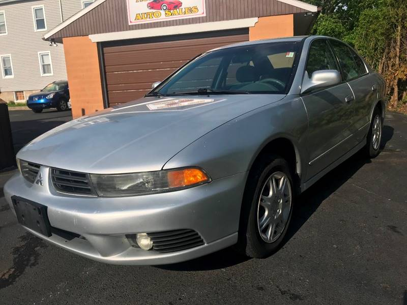 Lovely 2003 Mitsubishi Galant For Sale At North End Auto Sales In New Bedford MA