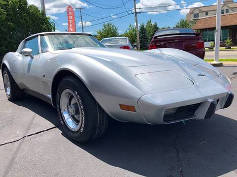 1979 Chevrolet Corvette for sale in New Bedford, MA