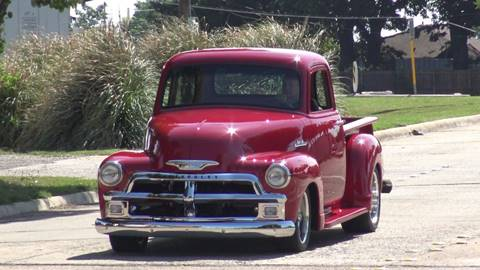 1954 Chevrolet 3100 for sale at Grubbs Motorsports & Collision in Garland TX