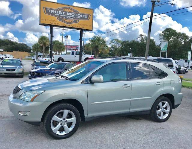 2004 Lexus RX 330 For Sale At Trust Motors In Jacksonville FL