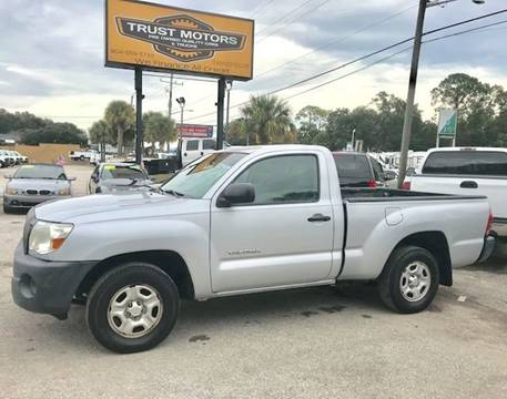 2005 Toyota Tacoma for sale in Jacksonville, FL