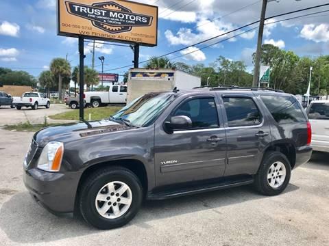 2010 GMC Yukon for sale in Jacksonville, FL