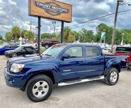 2007 Toyota Tacoma for sale in Jacksonville, FL