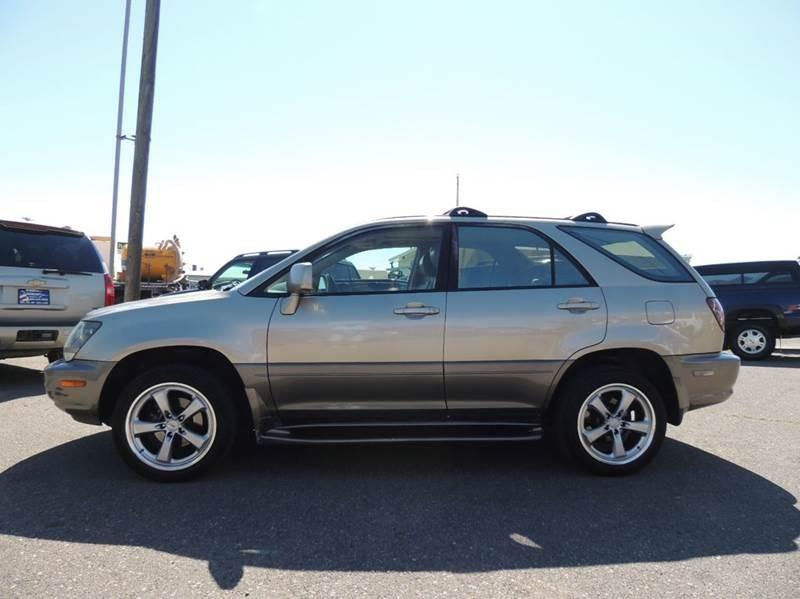 2000 Lexus RX 300 For Sale At Remart Inc In Helena MT