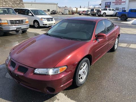 2003 Pontiac Grand Prix for sale in Helena, MT