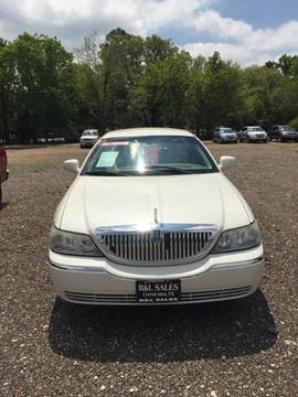 2006 Lincoln Town Car For Sale In Lubbock Tx Carsforsale Com