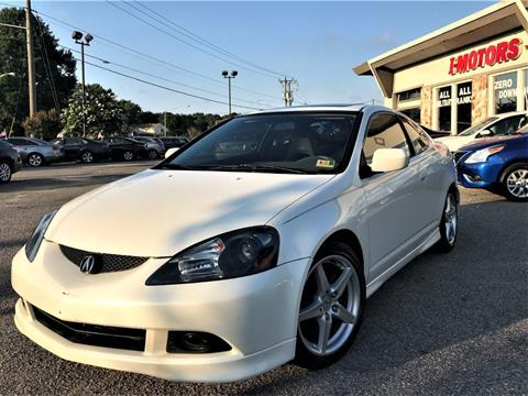 Acura RSX For Sale In Hermiston OR Carsforsalecom - 2006 acura rsx type s for sale
