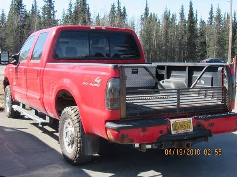2005 Ford F-250 Super Duty for sale at Great Alaska Car Co. in Soldotna AK