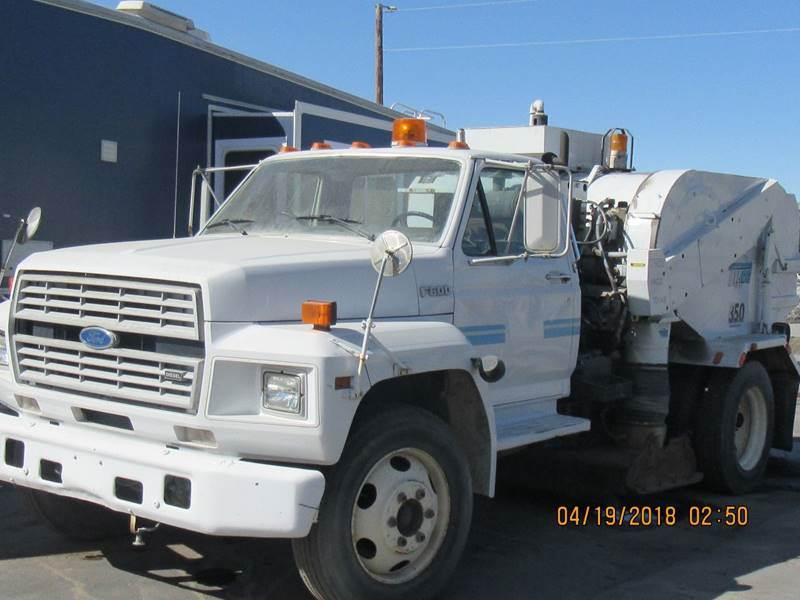 1987 Ford F-600 for sale in Soldotna, AK