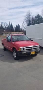 1995 Chevrolet S-10 for sale at Great Alaska Car Co. in Soldotna AK