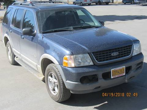2002 Ford Explorer for sale at Great Alaska Car Co. in Soldotna AK